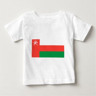 オマーン ベビーTシャツ