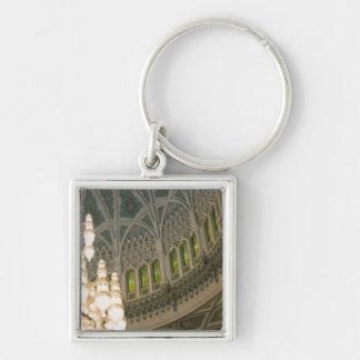 オマーン、マスカットのサルタンのQaboosのモスク キーホルダー