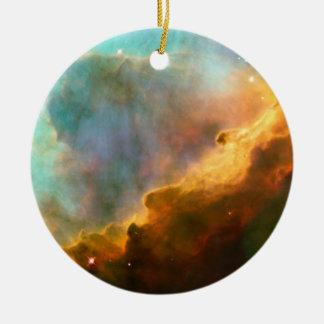 オメガの星雲の星の子供部屋 セラミックオーナメント