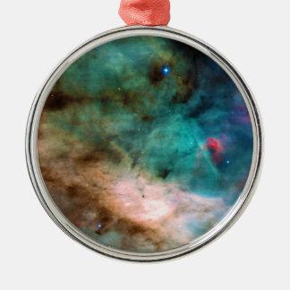 オメガの星雲よりきたない17 NGC 6618 M17 メタルオーナメント