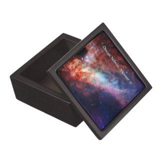 オメガの星雲、よりきたない17 -宝物および装身具 ギフトボックス
