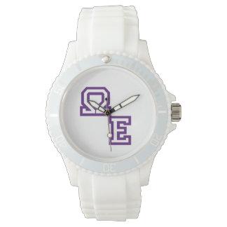 オメガの本質のスポーティなシリコーンの腕時計 腕時計