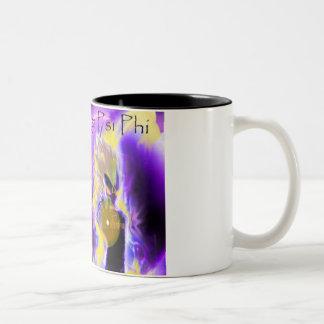 オメガの炎 ツートーンマグカップ