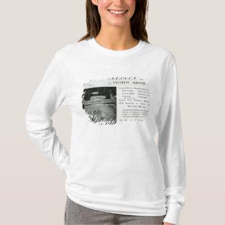 オメガの研修会株式会社のためのAdverisement Tシャツ