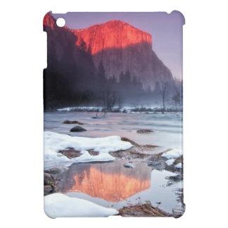 オメガの赤 iPad MINI CASE
