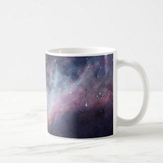 オメガまたは白鳥の星雲M17 コーヒーマグカップ
