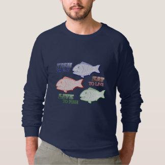 オメガ3 スウェットシャツ