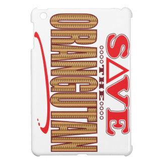オランウータンの保存 iPad MINI カバー