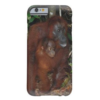 オランウータンはベビー生み出し、 BARELY THERE iPhone 6 ケース