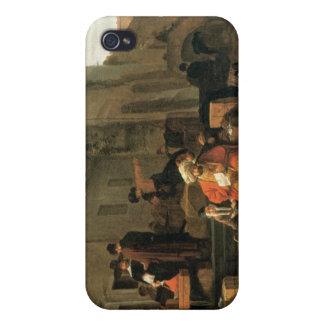オランダおよび中東取引からの商人 iPhone 4 カバー