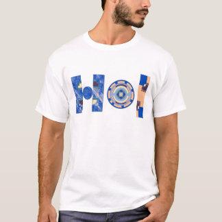 オランダこんにちは- Hoiが付いている服装 Tシャツ