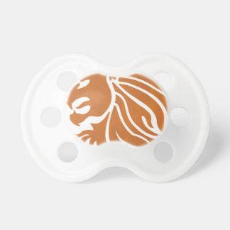 オランダのモダンなライオン おしゃぶり
