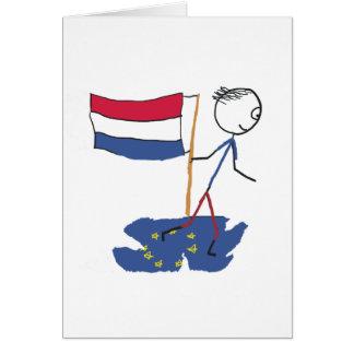 オランダの出口 カード