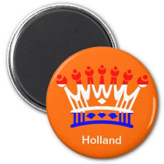 オランダの女王の日 マグネット
