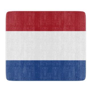 オランダの旗 カッティングボード