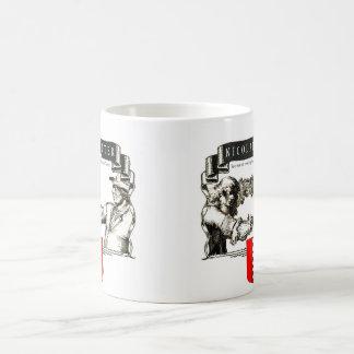 オランダの青いマグNicolaes Petter コーヒーマグカップ