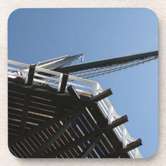 オランダの風車の詳細 コースター