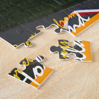 オランダの風車Volendam ジグソーパズル