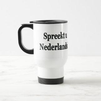 オランダを話しますか。 オランダ。 bf トラベルマグ
