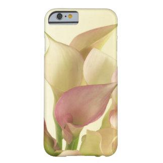 オランダカイウのLillyの花のiPhone 6の場合 Barely There iPhone 6 ケース