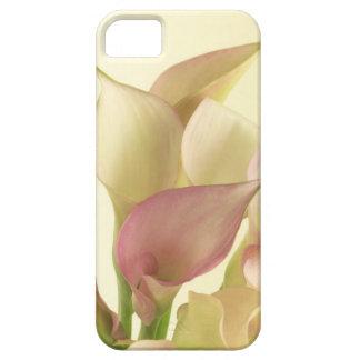 オランダカイウのLilly花のIphone 5Sの例 iPhone SE/5/5s ケース