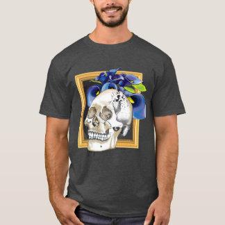 オランダカイウユリとのSkully Tシャツ
