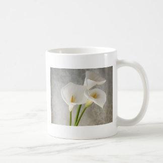 オランダカイウユリのコーヒー・マグ コーヒーマグカップ