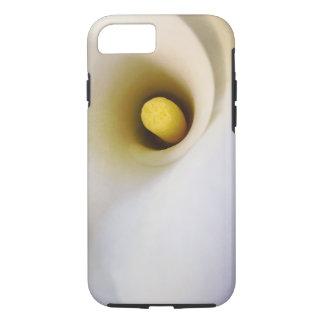 オランダカイウユリの花の電話箱/カバー iPhone 8/7ケース