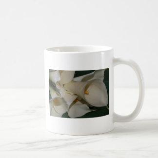 オランダカイウユリ コーヒーマグカップ