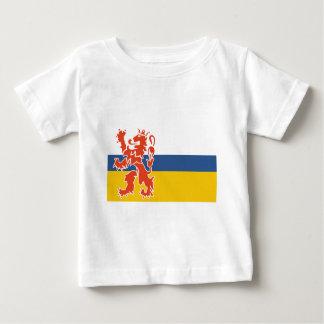 オランダリンブルフの旗 ベビーTシャツ