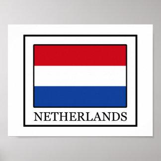 オランダ ポスター