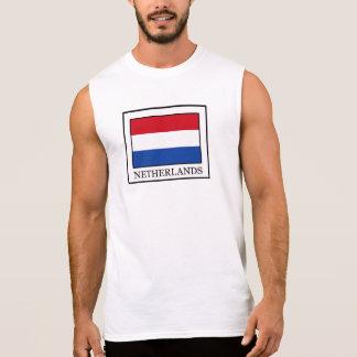 オランダ 袖なしシャツ