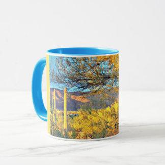 オリオンのコーヒー・マグのTonto山の景色 マグカップ