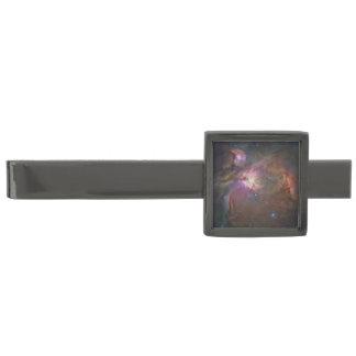 オリオンの星座のオリオンの星雲の黒い星 ガンメタル タイバー