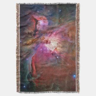 オリオンの星雲によって編まれるブランケット スローブランケット