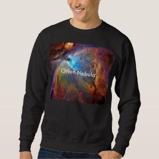 オリオンの星雲の宇宙の銀河系 スウェットシャツ