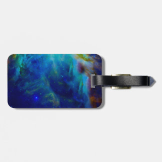 オリオンの星雲の宇宙銀河系の宇宙の宇宙 ラゲッジタグ
