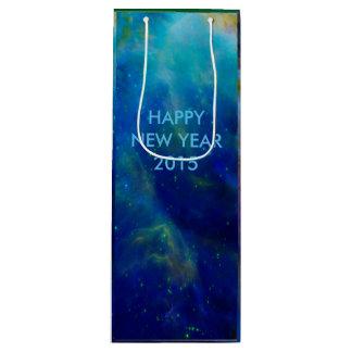 オリオンの星雲の宇宙銀河系の宇宙の宇宙 ワインギフトバッグ