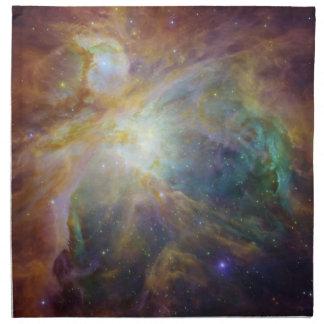 オリオンの星雲 ナプキンクロス