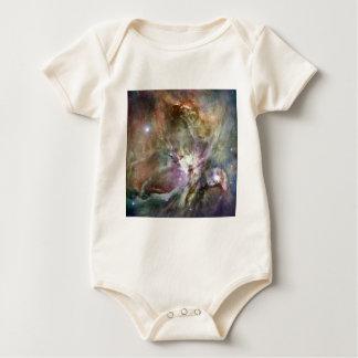 オリオンの星雲 ベビーボディスーツ