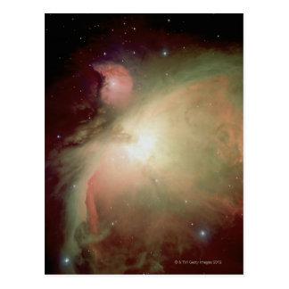 オリオンの星雲 ポストカード