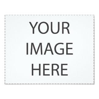 オリジナルを作成 10.8 X 14 インビテーションカード
