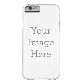 オリジナルを作成 BARELY THERE iPhone 6 ケース