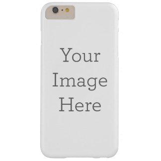 オリジナルを作成 BARELY THERE iPhone 6 PLUS ケース