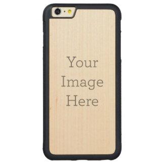 オリジナルを作成 CarvedメープルiPhone 6 PLUSバンパーケース
