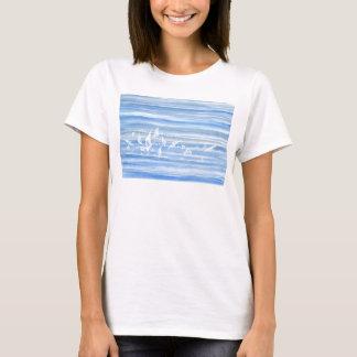 オリジナルイラストTシャツ OCEAN Tシャツ