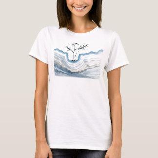 オリジナルイラストTシャツ TREE Tシャツ