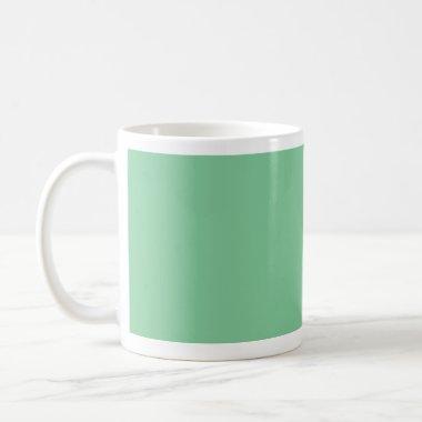 オリジナルグッズ作成 大きく持ちやすい取っ手のクラシックな白いマグカップ