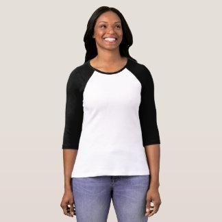 オリジナルレディース7分袖ラグランシャツを作る Tシャツ