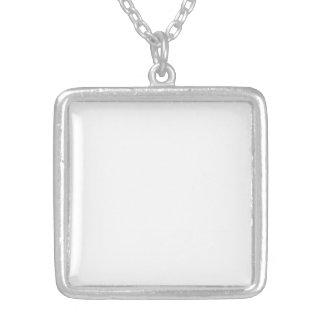 オリジナル銀メッキネックレスをデザイン シルバープレートネックレス